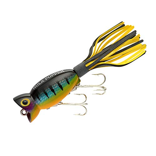 - Arbogast Hula Popper Perch
