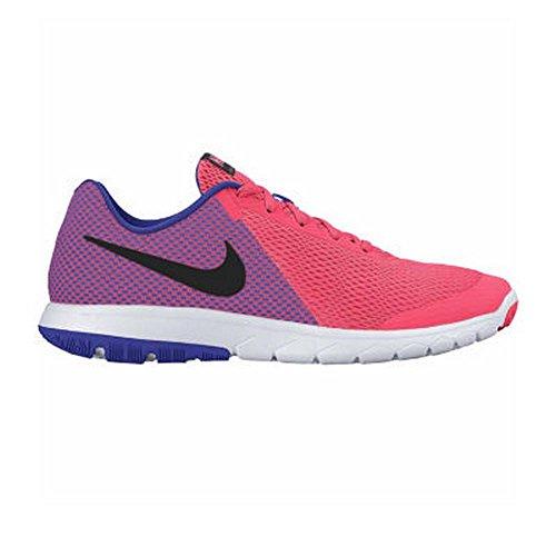 b65a82c54ba3 Galleon - Nike Women s Flex Experience Rn 6 Fire Pink Hyper Pink Running  Shoe 8 Women US