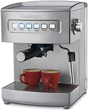 Cuisinart EM-200 - Cafetera (Independiente, Máquina espresso ...