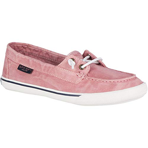 SPERRY Women's, Lounge Away Boat Shoes Rose 5.5 M