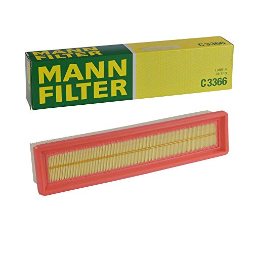 Mann Filter Mann Filter C3366 Air Filter: