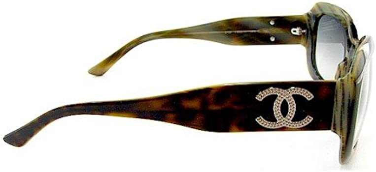 Amazon.com: New CHANEL 5102 653/11 Sunglasses Smoke Lens ...
