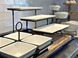 3 Tier Collapsible Thicker Sturdier Plate Rack