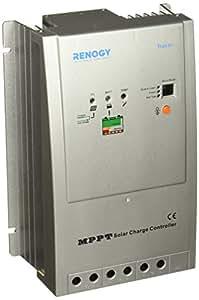 Renogy Tracer 4210 40 Amp MPPT Charge Controller, 12/24V 100VDC Input