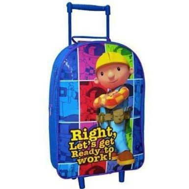 Bob der Baumeister Rädern Bag Travel Kabine Koffer Urlaub Tasche