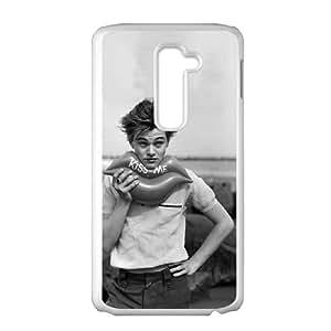 LG G2 Cell Phone Case White Leonardo Dicaprio Pjgv