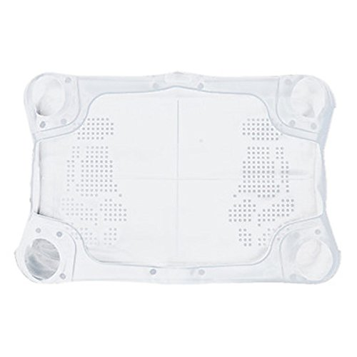 Cinpel Silicone Case for Nintendo Wii Fit Balance Board Transparent