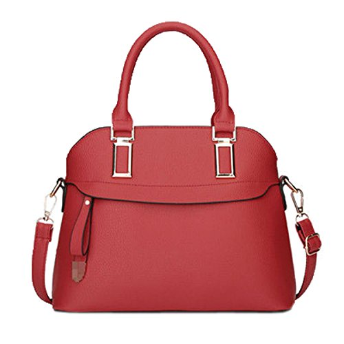 Fashion Women Bag Shoulder Network Bag Handle Crossbody Bag Satchel Leather Multicolor Pu Top Bag Handbag Rq4Itw