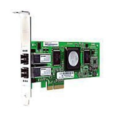 HP 407621-001 FC1242SR 4GB Pci-e 2 PORT HBA - AE312A, QLE2462-HP, JF340 by HP