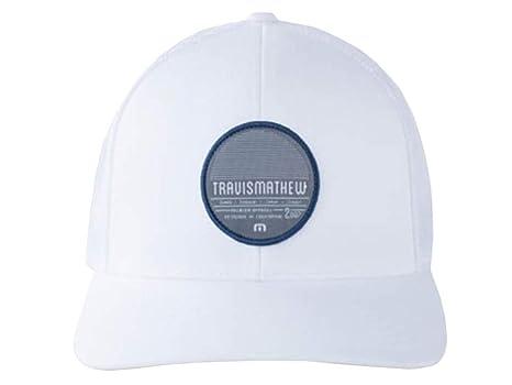 Amazon.com  TravisMathew Ripper Fitted Hat  Clothing eabbe6db5c0a