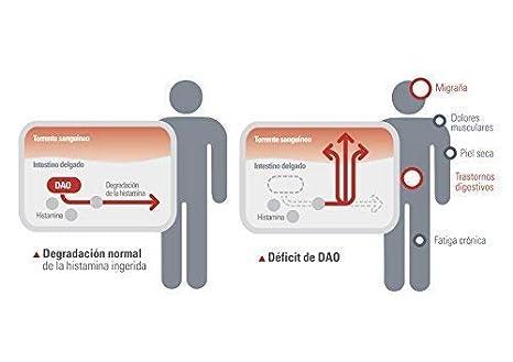 Dr-Healthcare DAOfood Alimento para el Manejo Dietetico del Déficit de Dao, 30 Comprimidos: Amazon.es: Salud y cuidado personal