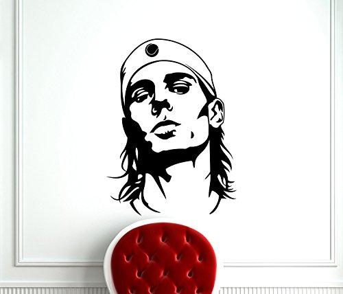 Rafael Nadal Wall Decal Sports Tennis Player Vinyl Sticker Interior Decoration Home Kids Room Art Design - Store Rafael
