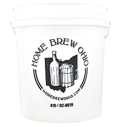 7.9 Gallon plastic fermentor, no lid