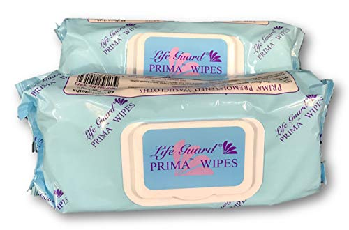 2 Packs-Premium (13x 9 XL), Disposable Adult Washcloth/Moist Cleaning Wipes, Alcohol-Free, Ultra Soft/Strong, Fragrance-Free Formula,Prefect for Personal Cleaning, Travel, Bath