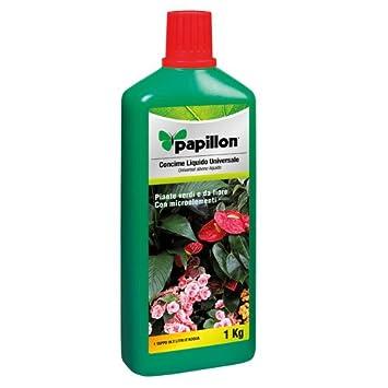Abono Liquido Papillon Universal 1kg: Amazon.es: Bricolaje y ...