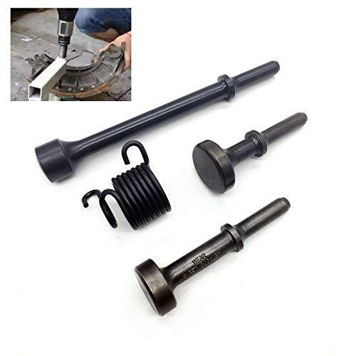 greatbba 80mm/100mm/175mm Smoothing neumática drifts cincel martillo de aire neumática con muelle