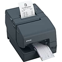 Epson Tm-h6000iv Edg Micr And Endorsement Powered Usb And Standard Usb Interfaces Ps-180 Not Included