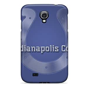 Great Hard Phone Cases For Galaxy S4 (TWW1868kBaa) Support Personal Customs Colorful Indianapolis Colts Skin