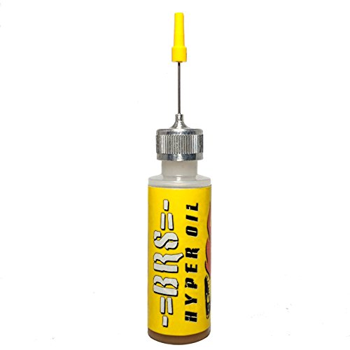 BRS Hyper Oil   Knife and Blade Oil Specially Formulated For Knife Bearing and Pivot Systems   Knife Lubricant With Needle Tip Applicator (Hyper Lubricant)