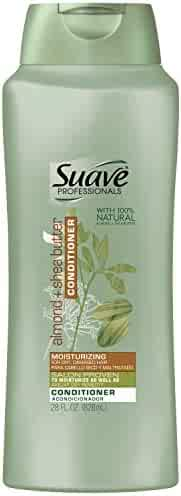 Suave Professionals Conditioner, Almond and Shea Butter 28 oz
