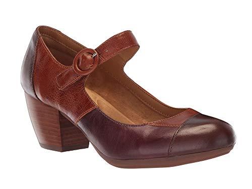 Comfortiva Women's Alora Tan Multi Leather 7.5 B(M) US