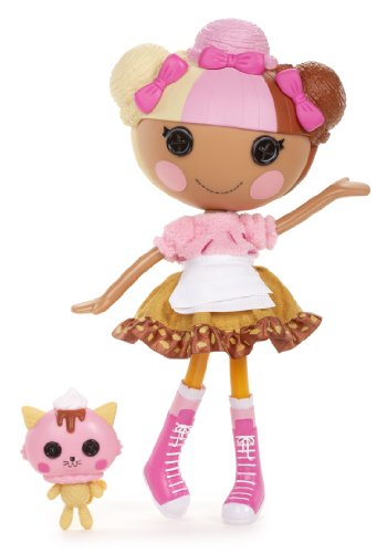 Lalaloopsy Doll, Scoops Waffle Cone, Baby & Kids Zone