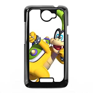 HTC One X Cell Phone Case Black New Super Mario Bros. U SP4139582