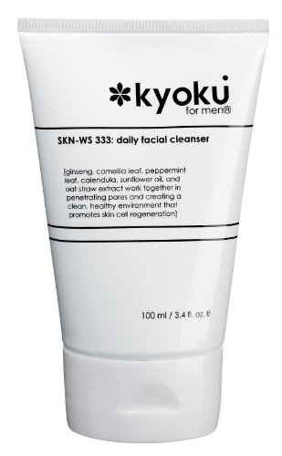 Facial Cleanser Men Kyoku Products