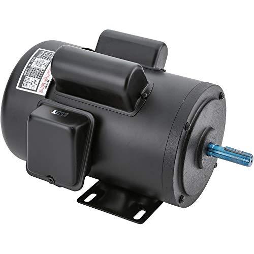Grizzly H5382 1-1/2 HP Motor Single-Phase, 110V/220V ()