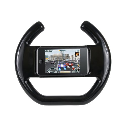 Cta Digital Steering - Steering Wheel for the iPhone and iPod Touch