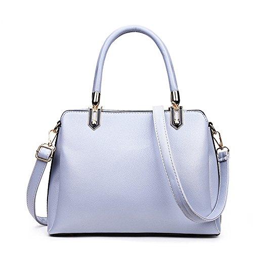 Bag Fashion Ladies Style Korean Bag New Bag Messenger Shoulder Blue Handbag wFfqaIqnCx