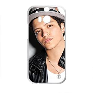 Bruno Mars Brand New And High Quality Custom Hard Case Cover Protector For HTC M8