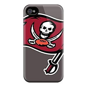 Perfect Hard Cell-phone Cases For Iphone 6plus (axK8602bpWh) Unique Design Stylish Tampa Bay Buccaneers Image