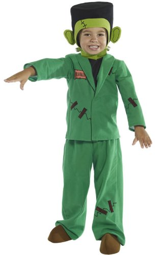 Smiffys Monster Costume Toddler 3-4 -