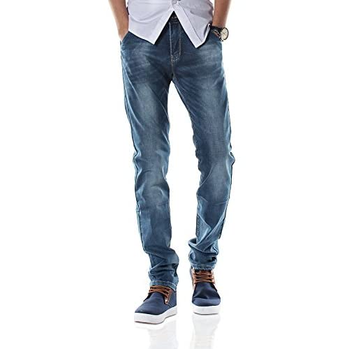 Cheap Demon&Hunter 817 Series Men's Stretch Slim Fit Jeans