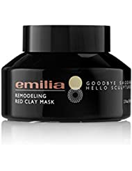 Emilia Remodeling Red Clay Mask - Hypoallergenic Cleansing...