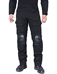 Sports Accessories Diplomatic Men E-one Military Airsoft Combat Tactical Pants Camp Hunting Trousers+knee Pads