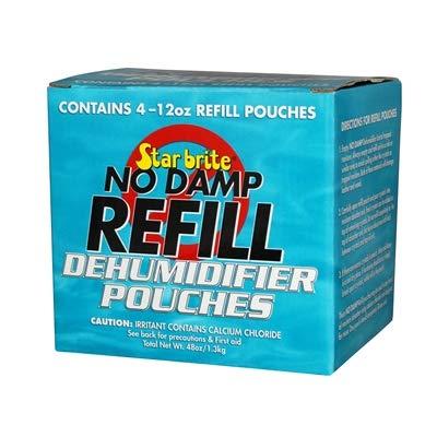 AMRS-85448 * Starbrite No Damp Dehumidifier Refill - 48oz.