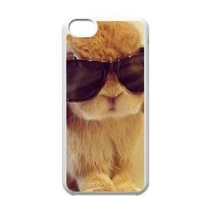 Rabbit ZLB823555 Customized Case for Iphone 5C, Iphone 5C Case