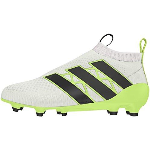 Adidas Kvinders Ace 16+ Purecontrol Fg / Ag Fodboldstøvler - (hvid / Sol Gul / Kerne Sort) Tc6SxEua