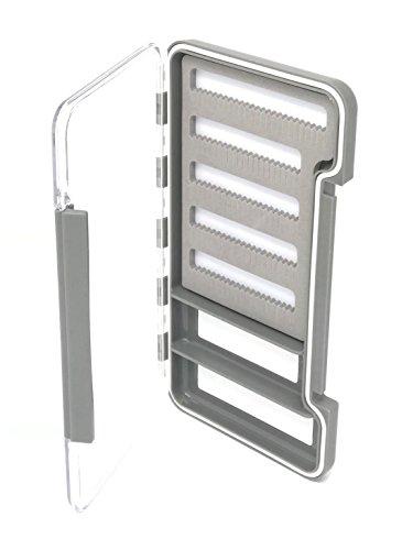 (Guide Tools Pro-Series Slim Hybrid Fly Box - Latch Closure (Original, Standard Slit-Foam) )