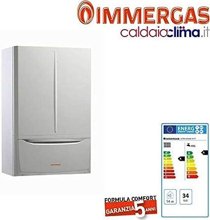 Immergas 3024880 - Caldera de condensación Victrix Maior TT 35-Metano