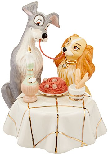 Lenox Disney Showcase Lady and the Tramp (6148332)