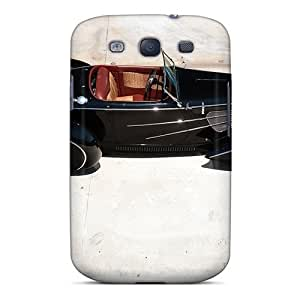 Top Quality Case Cover For Galaxy S3 Case With Nice Bugnotti By Deco Rides Appearance