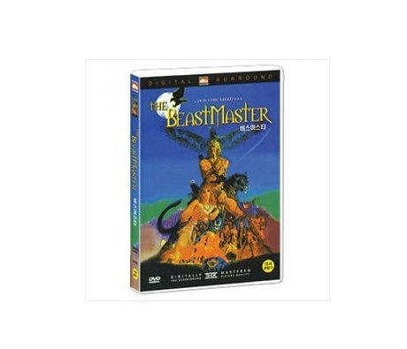 The Beastmaster (1982) (Region code : all) by Marc Singer