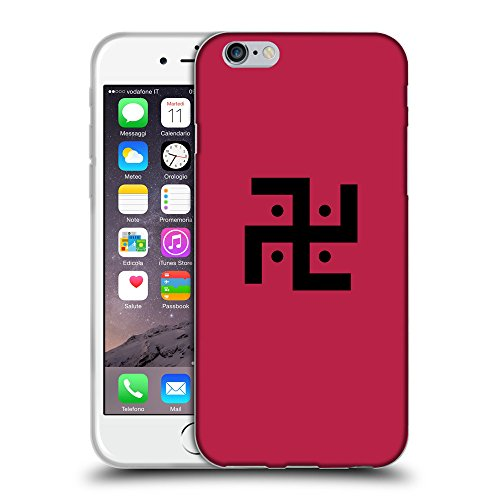 "GoGoMobile Coque de Protection TPU Silicone Case pour // Q08370615 Religion 1 Marron clair // Apple iPhone 6 PLUS 5.5"""