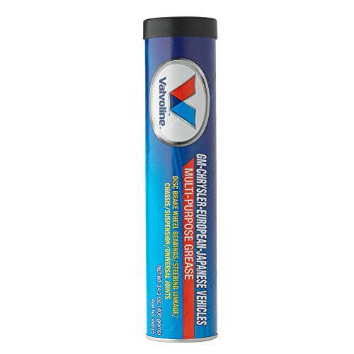 Valvoline GM, Chrysler, Euro, Japanese Automotive Grease 50 Pack Multi-Purpose Grease-14.1oz (Case of 50) (VV615-50PK 50 Pack