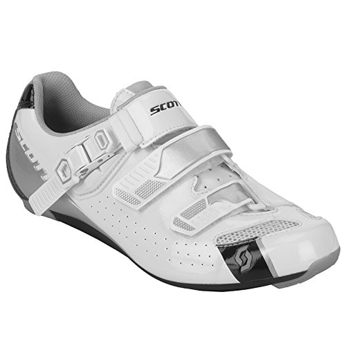 Cycling Lady 2018 White Scott Road Shoe Pro Black nWFtFvS0