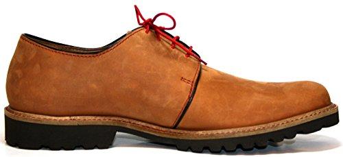 À Homme châtaigne Manz De 182 Lacets Chaussures Beige Pour Marron Ville wYqSqazAt