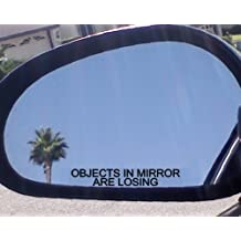 2 Mirror Decals Objects In Mirror Are Losing For Volvo Xc V S C 30 40 50 60 70 80 90 Turbo 240 740 850 940 960 C30 C70 S40 S60 S70 S80 V40 V50 V70 Xc60